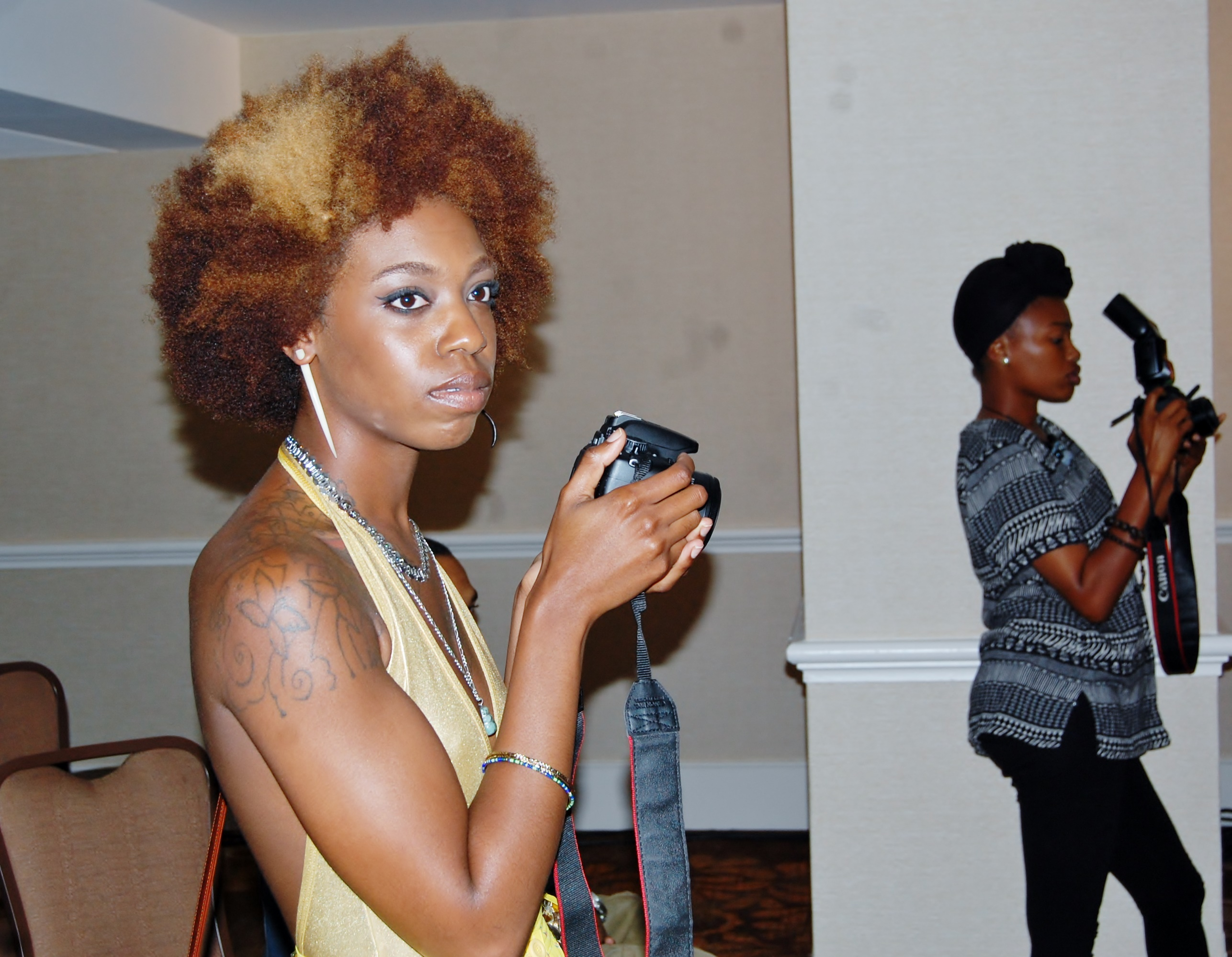 2014 08 03 Natural Hair Fashion Show 070style Stamped