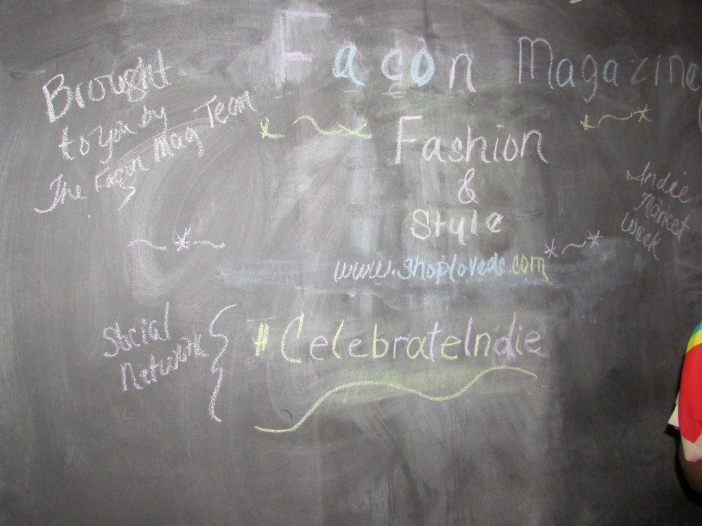 Fashion & Style #CelebrateIndie