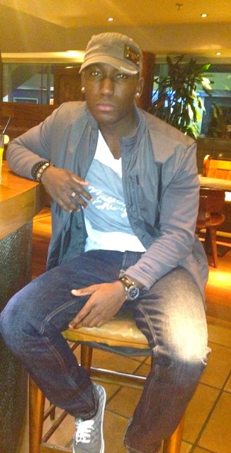 Calvin Klein Jacket/ ASOS Tee/ Zara Jeans/ Vans Shoes/ D7G Gunmetal Hat/ Hublot Watch