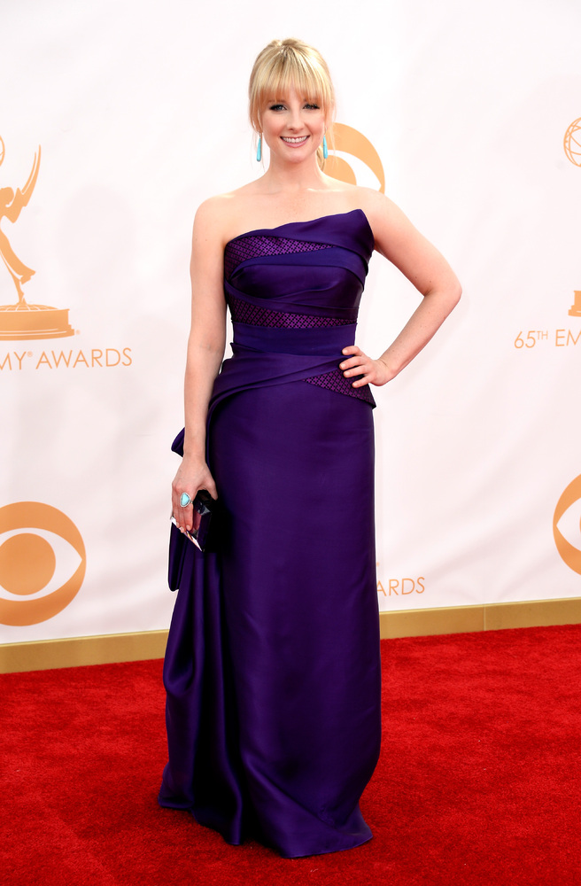 Melissa Rauch (Photo: Getty Images and Huff Post Style)