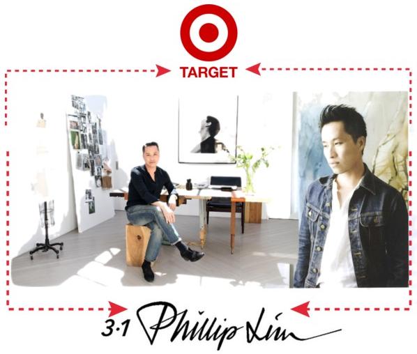 3.1 Phillip Lim for Target. September 15, 2013