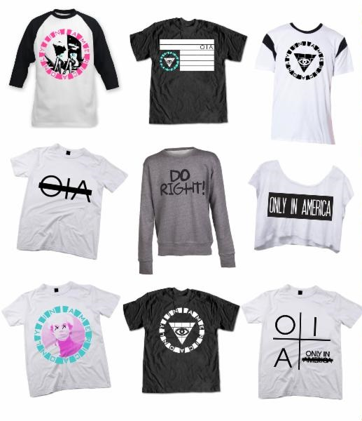 OIA Fall 2013 Collection