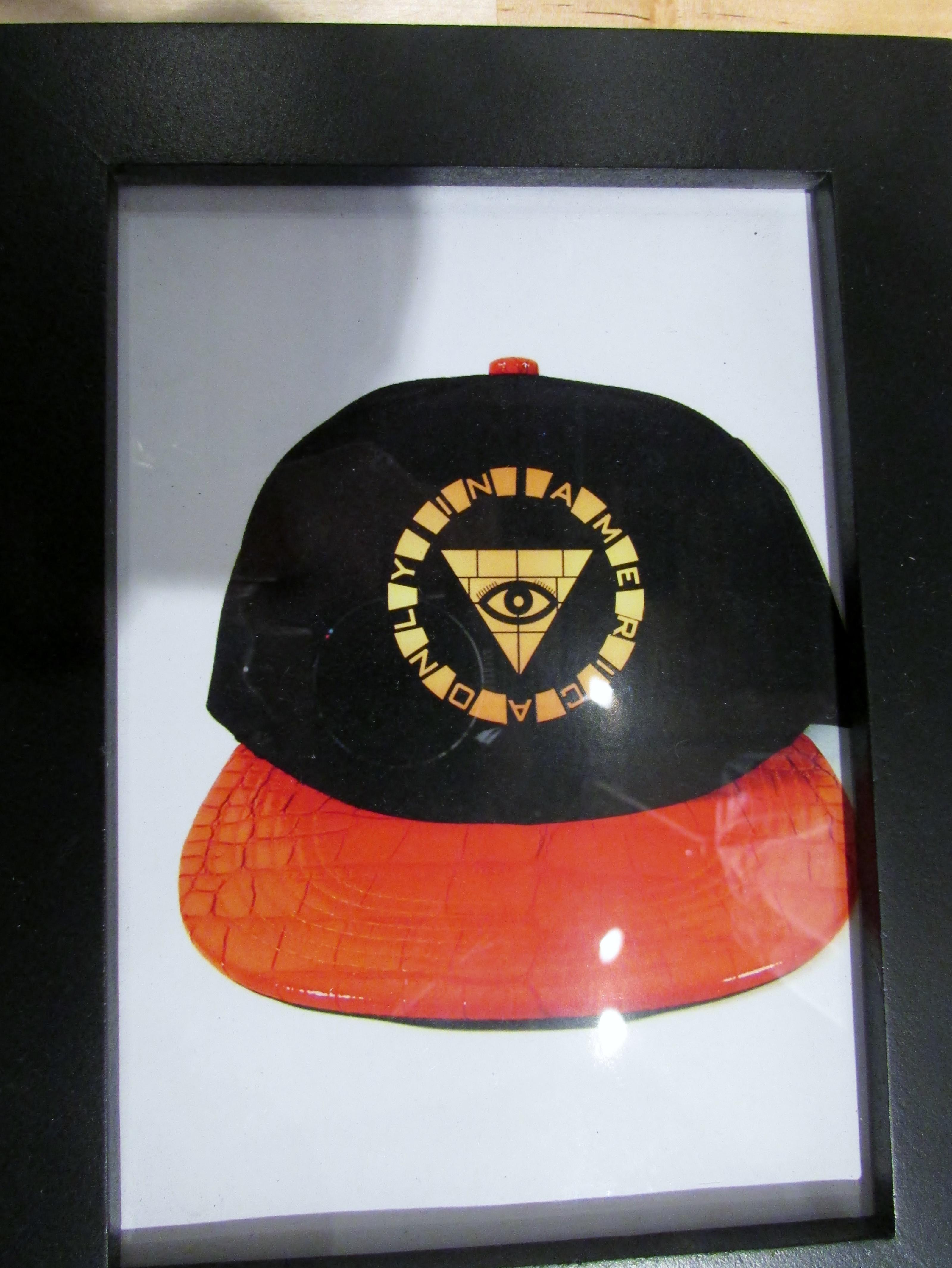 OIA Brand Cap