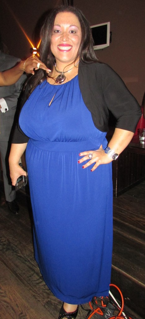 """Kimberly """"Butta"""" Hines Editor-in-Chief of SoulBounce"""