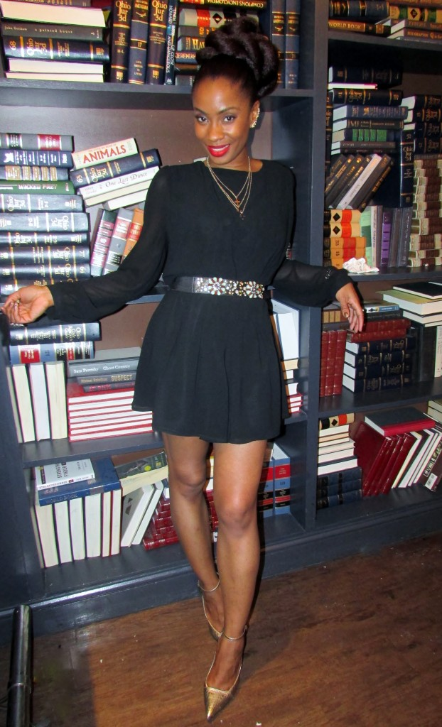Style Stamped, The Huxley, Forever 21, Romper
