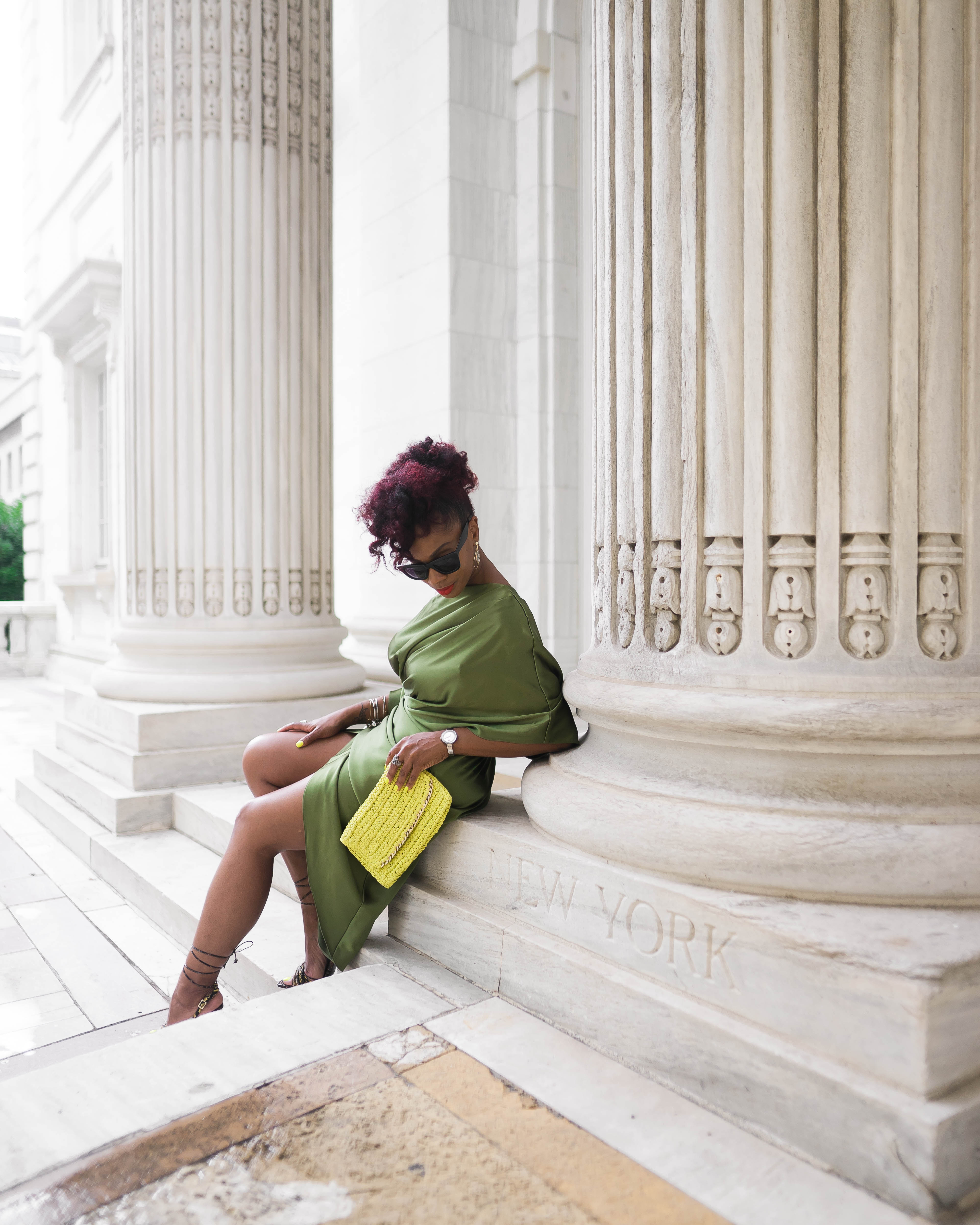 Yana B Style Stamped Fashion Blogger Washington DC