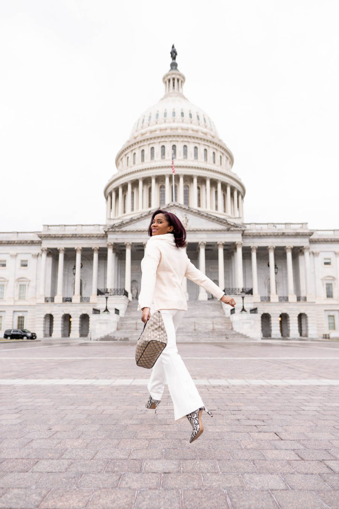 How I Got to DC and 5 Things That Keep Me Sane While Working Here