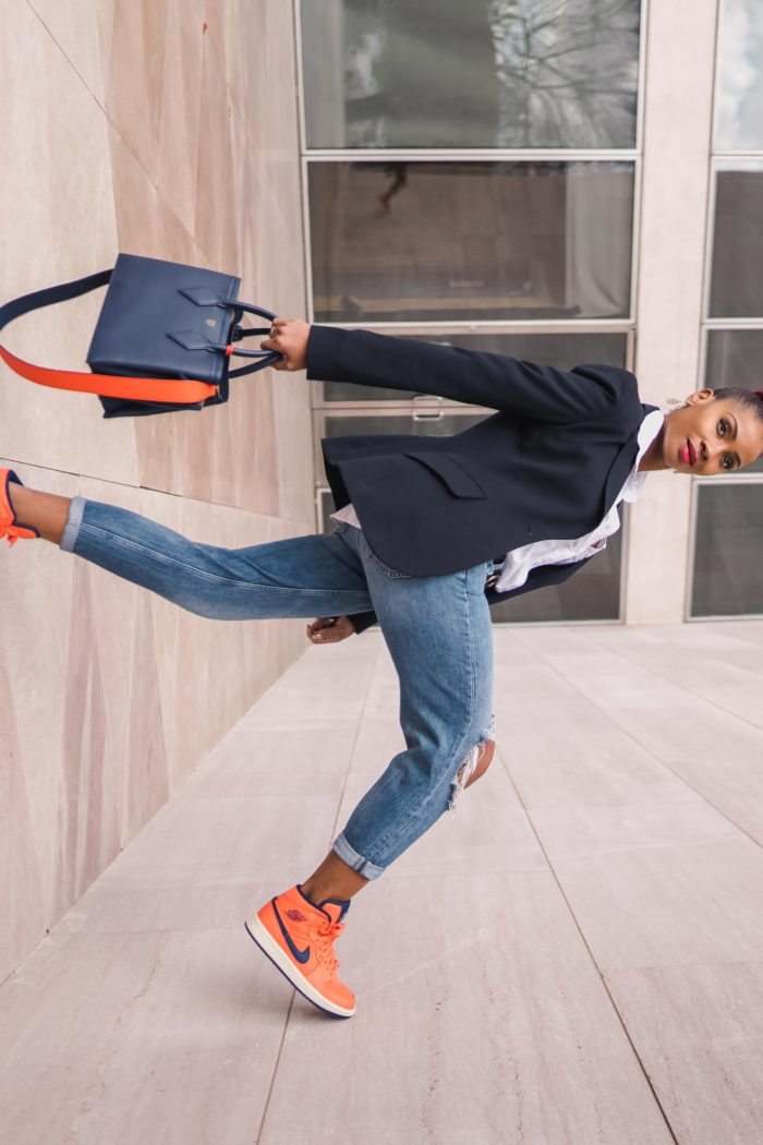 How to Wear Stylish Sneakers